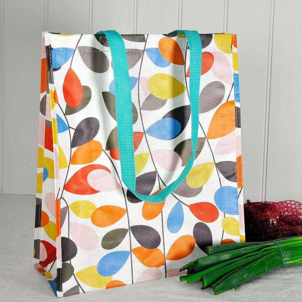 Nákupná taška (Farebný brečtan)