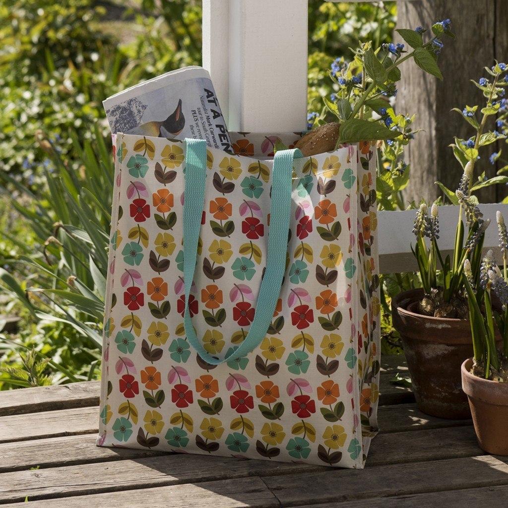 Nákupná taška (Vintage makovice)