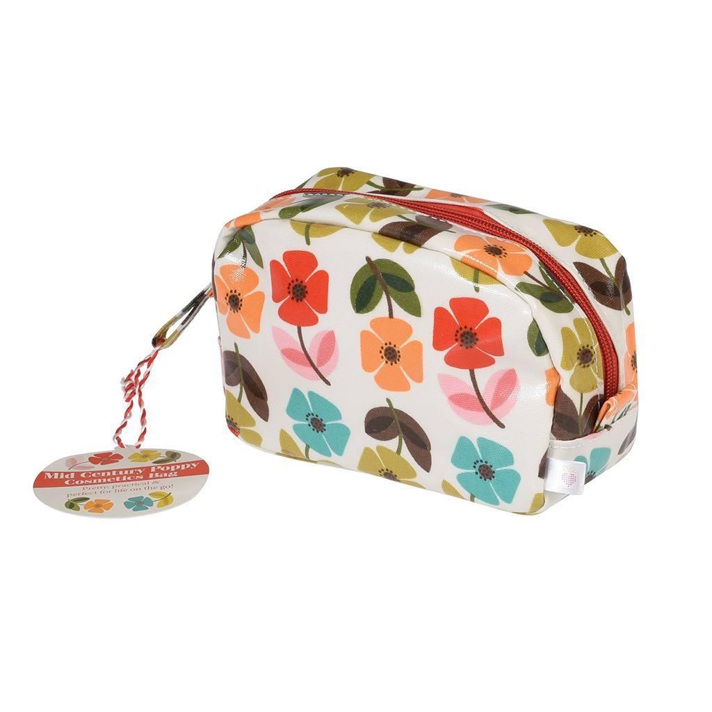 Kozmetická taška (Vintage makovice)