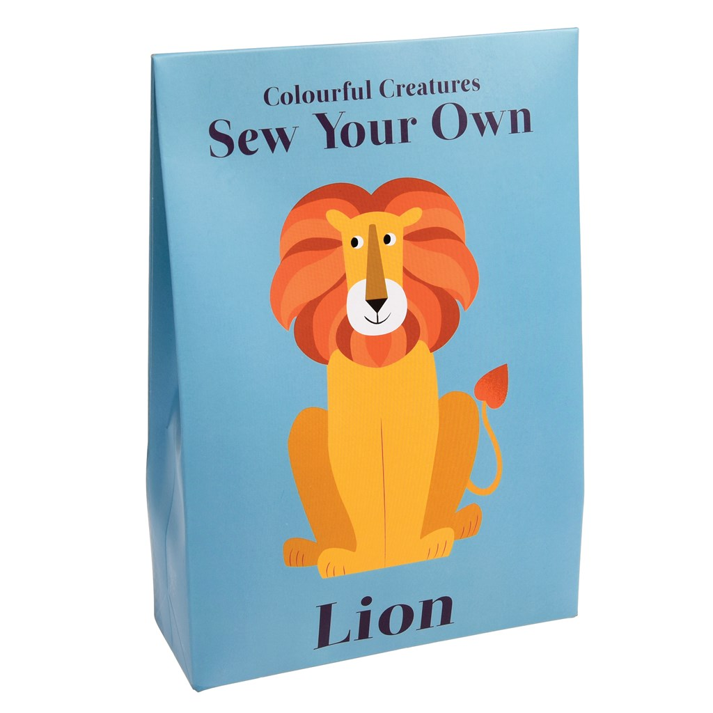 Uši si vlastného leva (Pestrofarebné potvorky)