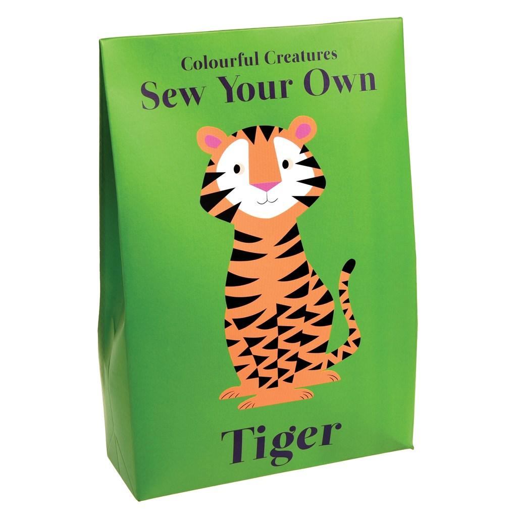 Uši si vlastného tigra (Pestrofarebné potvorky)