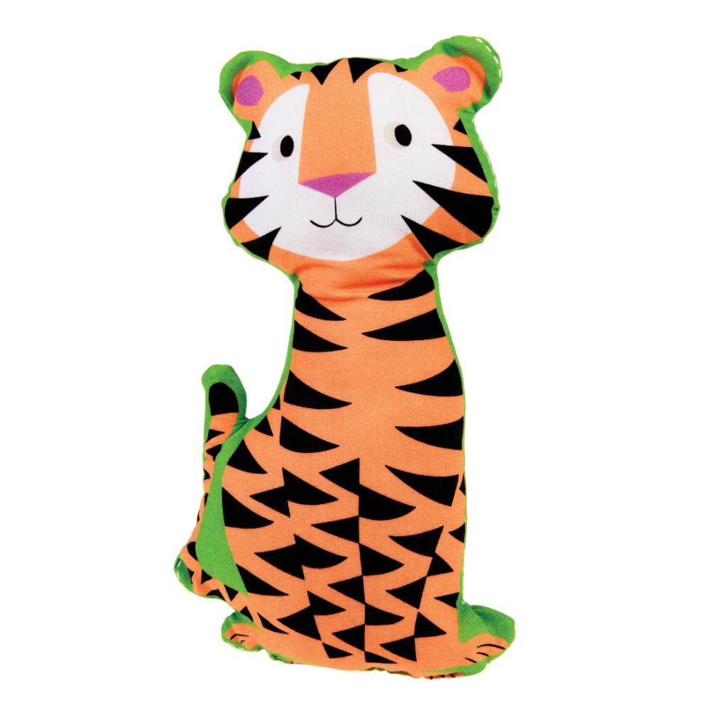 Uši si vlastného tigra