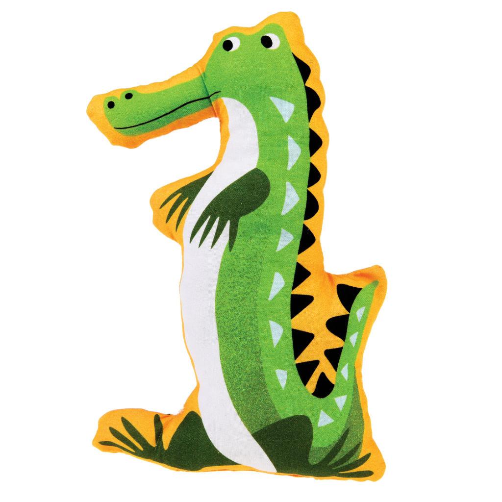 Uši si vlastného krokodíla