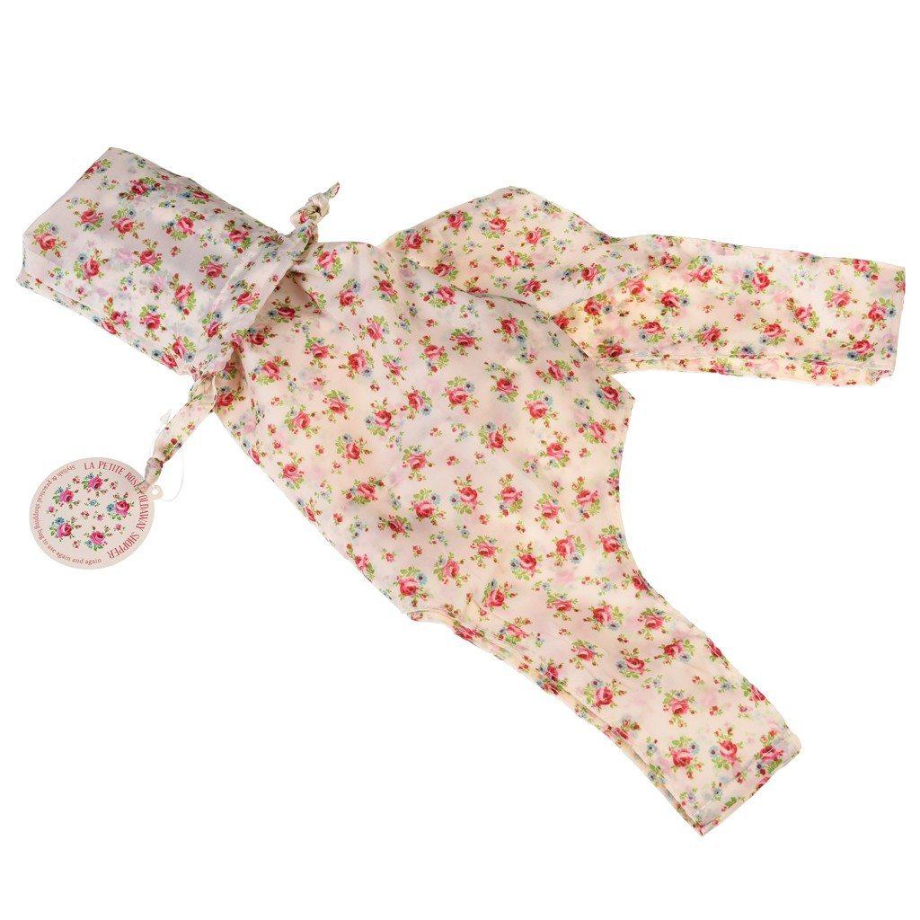 Skladacia nákupná taška (La Petite Rose)
