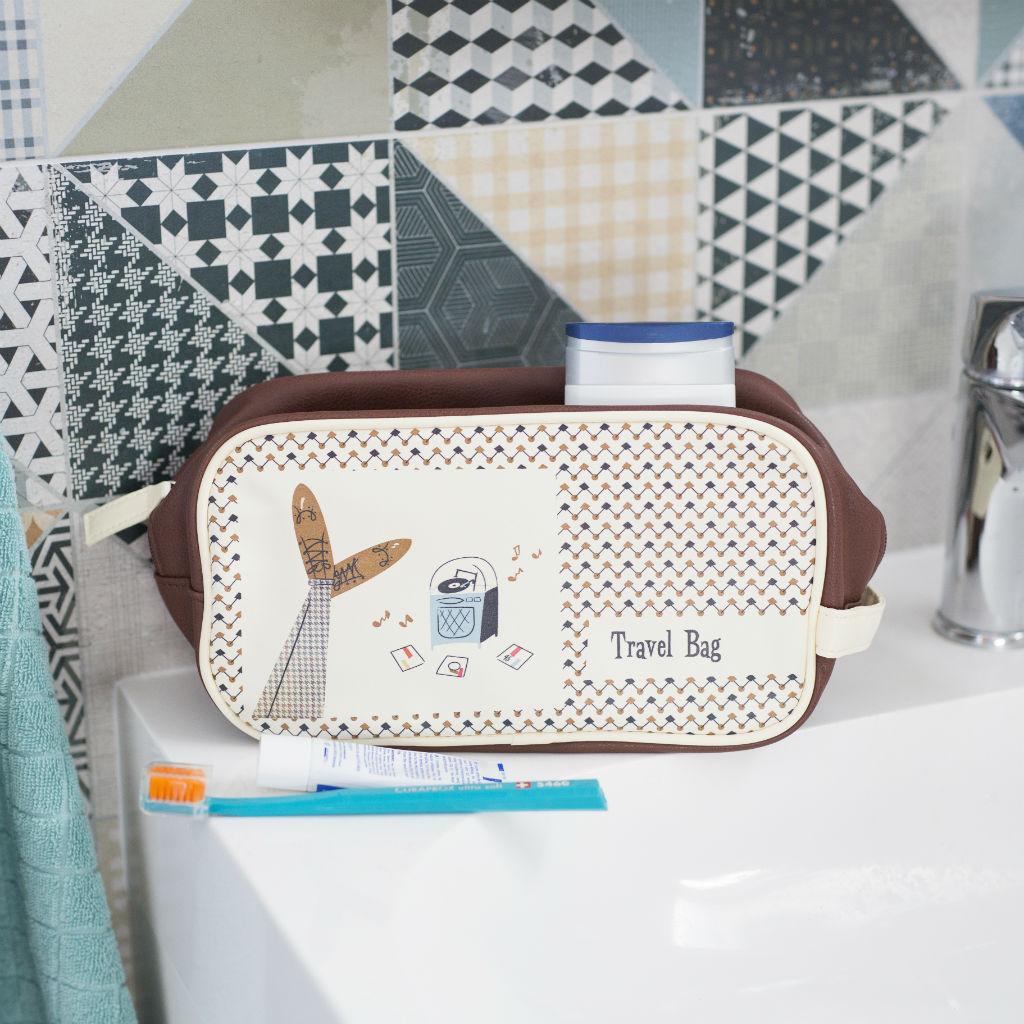 Hygienická taška (Moderný muž)