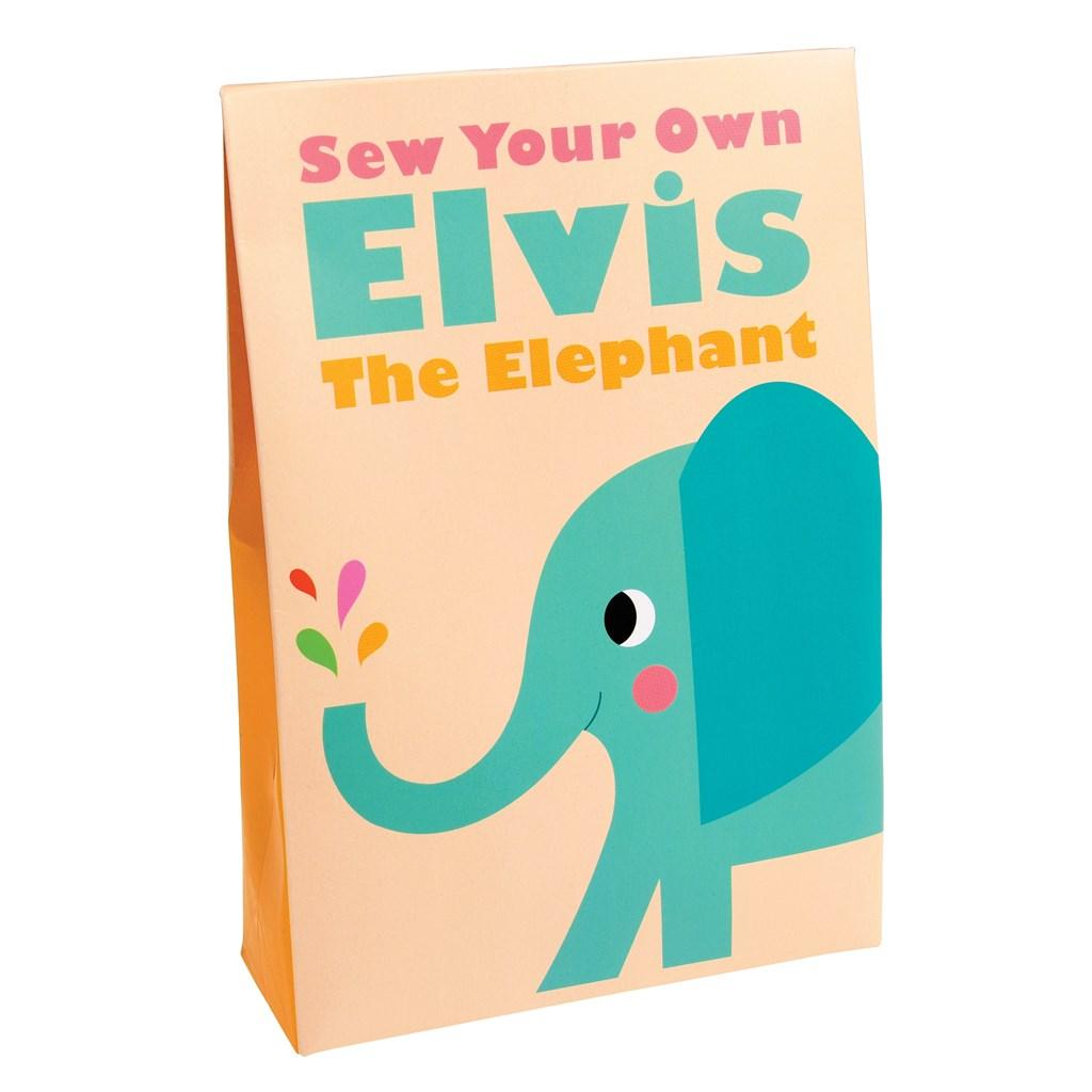 Uši si vlastného sloníka Elvisa