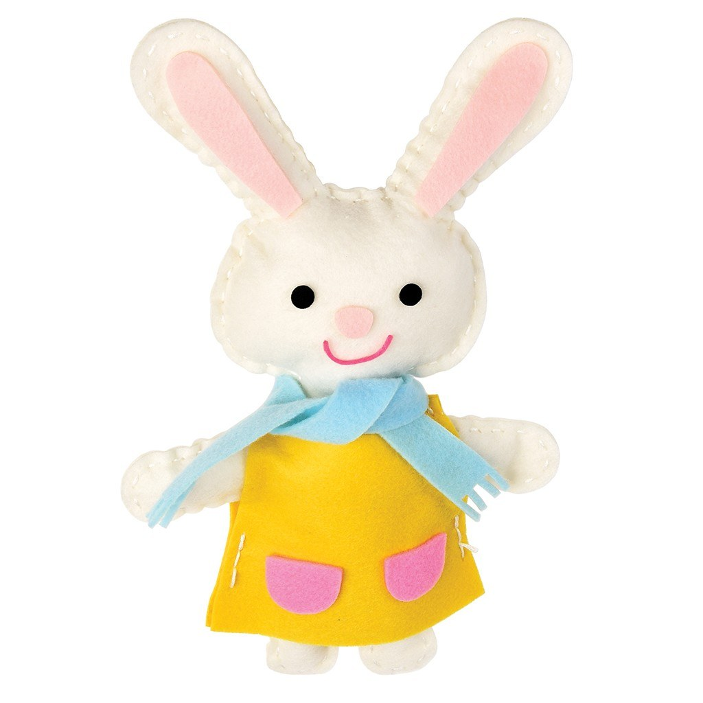 Uši si vlastnú králičku Bonnie
