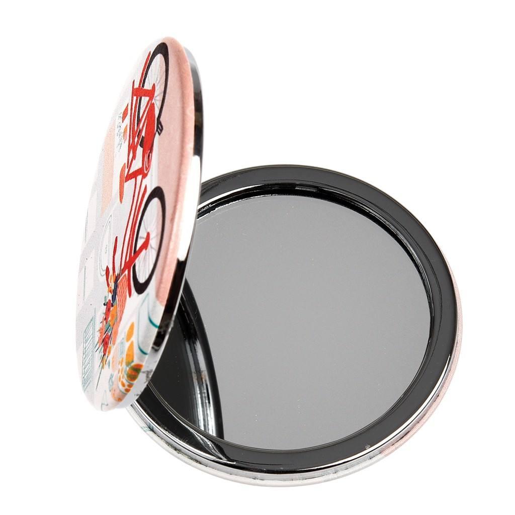 Kompaktné zrkadielko (Le Velo)