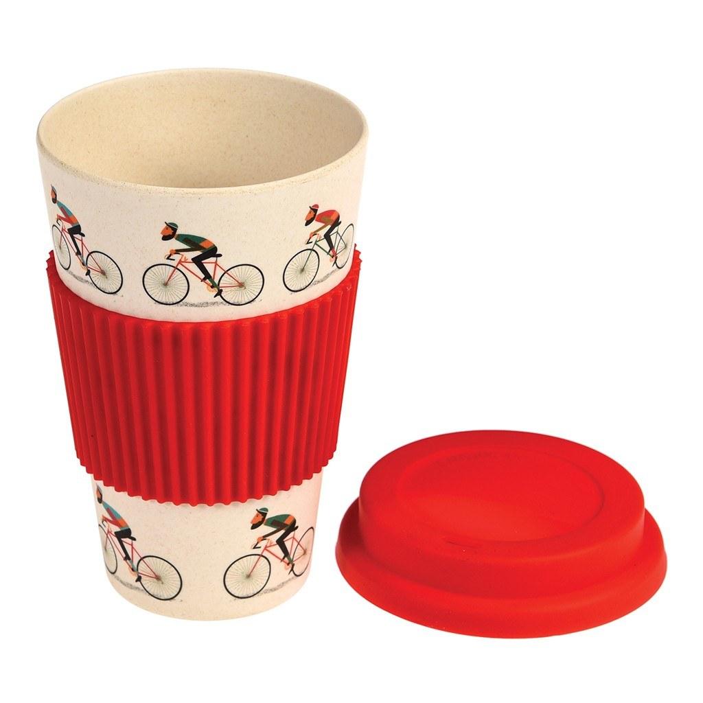 Ekologicky cestovný hrnček (Le Bicycle)