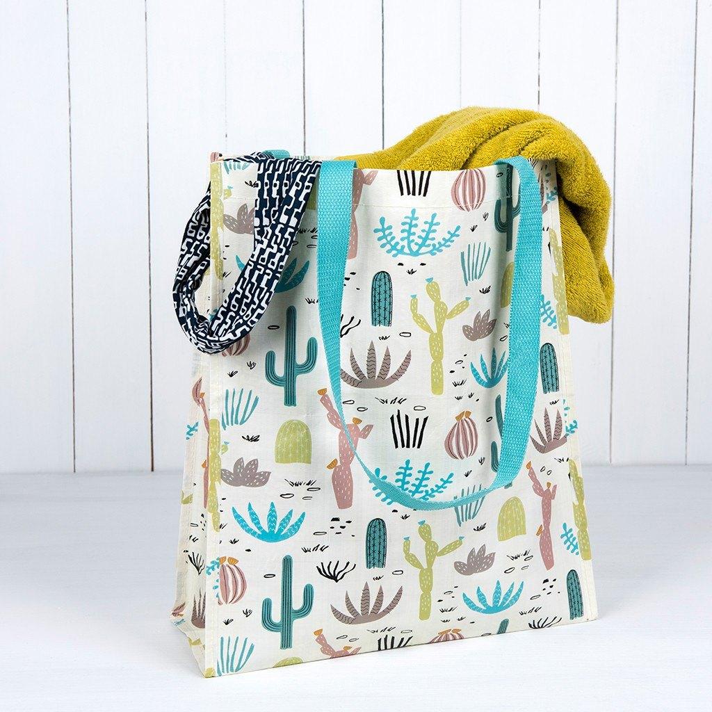 Nákupná taška (Kvitnúca púšť)