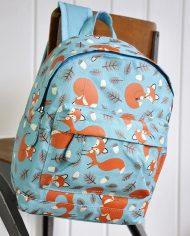 Detský mini ruksak (Lišiak Rusty)
