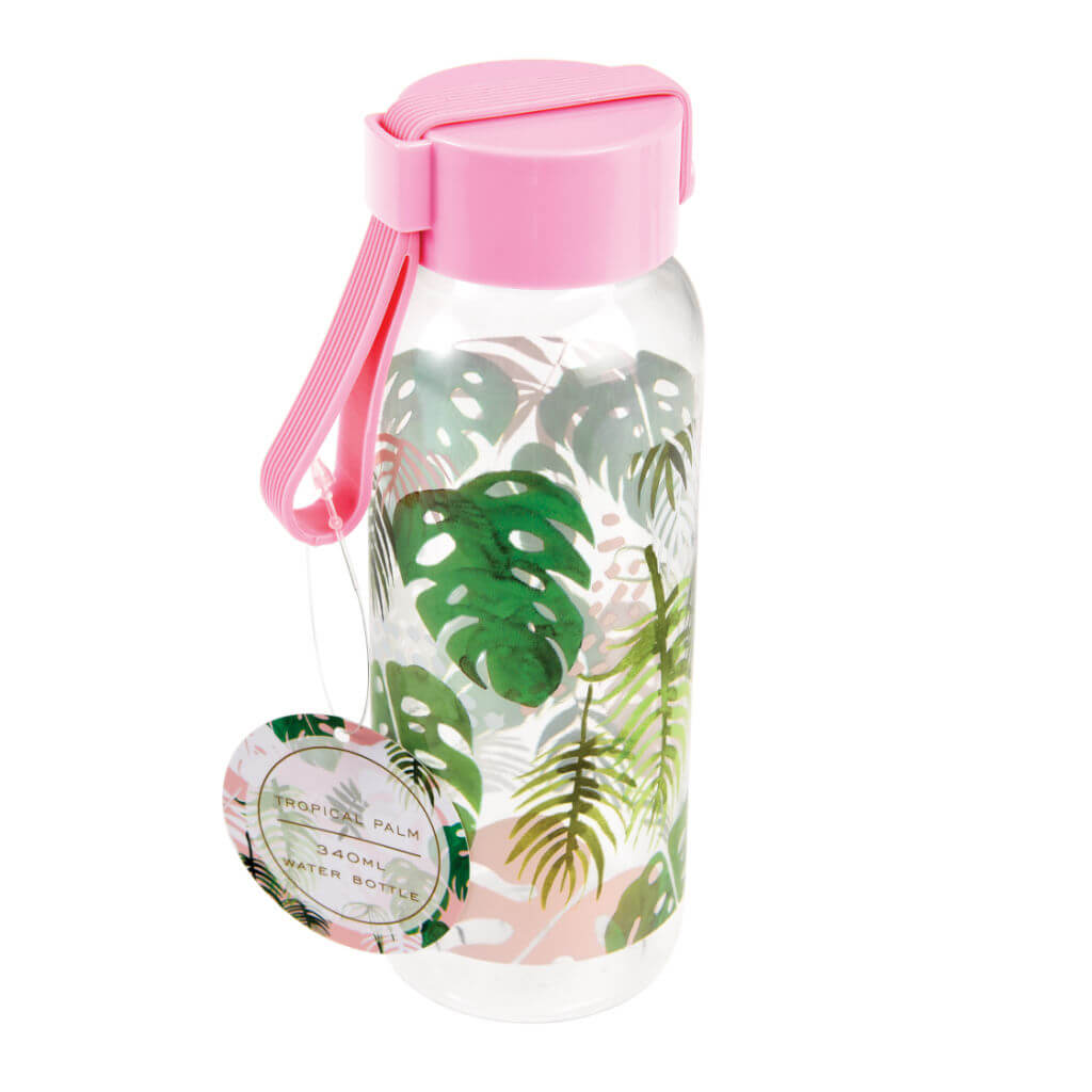 Malá fľaša na vodu (Tropická palma)