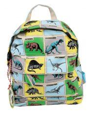 Detský mini ruksak (dinosaury) – spredu