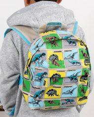 Detský mini ruksak (dinosaury)